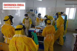 Ebola, Infermiere di Emergency positivo al test