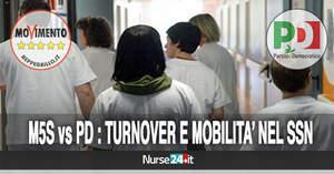Grillo (M5s) e Miotto (PD), confronto tra le mozioni approvate sul...