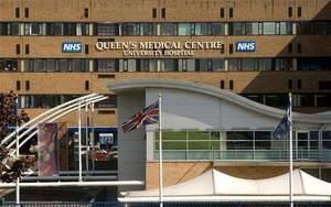 Offerta di lavoro per Infermieri al Nottingham University Hospitals
