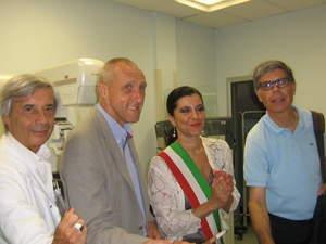 """Nuovo Mammografo con Tomosintesi all'Ospedale """"Infermi"""" di Rimini"""