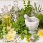 l'utilizzo di erbe e fiori nelle varie forme come terapia coadiuvante