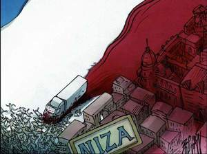 Infermieri Francesi, perfetti insider dopo la strage di Nizza