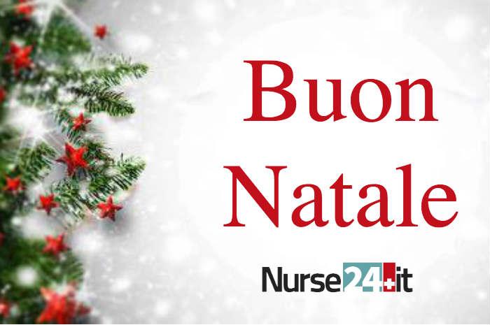 Auguri Di Buon Natale A Lei E Famiglia.A Natale Puoi Buon Natale A Tutti Dai Vostri Infermieri