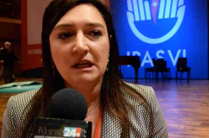 Mangiacavalli incontra il sottosegretario alla Difesa Rossi