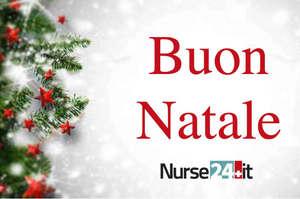 A Natale puoi. Buon Natale a tutti dai vostri infermieri