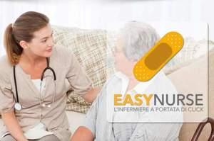 EasyNurse: l'infermiere a portata di click